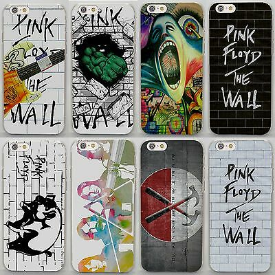 Pink Floyd Groups The Wall Case Cover For iphone 5 6 7 Plus Samsung J A S Series