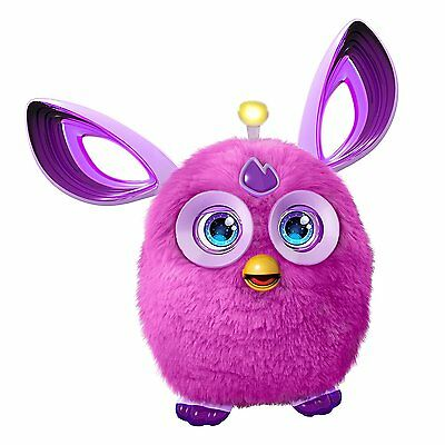 Furby Connect Friend -  Boom Figure - Purple Lilac - Interactive Electronic Pet