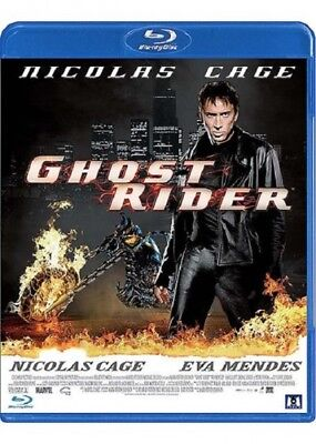 Ghost Rider (Nicolas Cage) BLU-RAY NEUF SOUS BLISTER