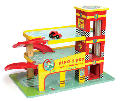 Le Toy Van - Dino's Garage