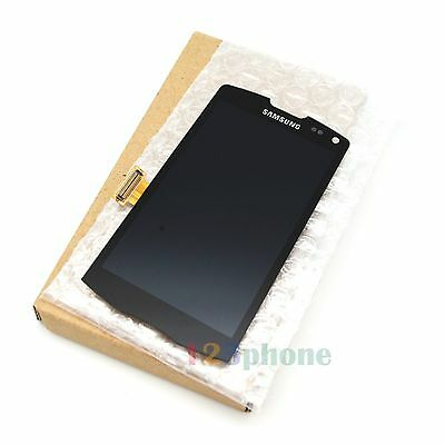 Lcd Display + Touch Screen Digitizer Assembly For Samsung Wave 2 S8530