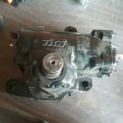 New Power Steering Gear Box Gearbox For Freightliner Ford Trw Ross NEW OLD STOCK
