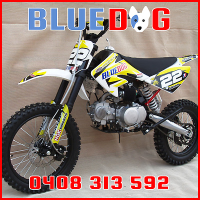 Dirt Bike 140cc XY 4 Stroke 17/14 Freight INCLUDED To VIC,NSW,SA, And BRIS Metro