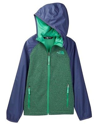 The north face NWT $75 Boys zip up track hoodie Size Large (14/16)