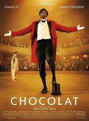 Chocolat (Omar Sy, Jmaes Thierrée) DVD NEUF SOUS BLISTER