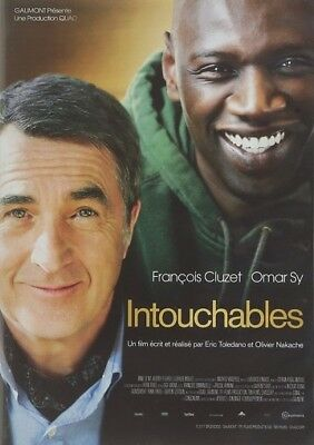 Intouchables (François CLUZET, Omar SY) DVD NEUF SOUS BLISTER