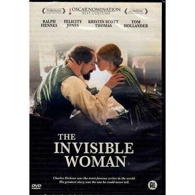 The invisible woman DVD NEUF SOUS BLISTER