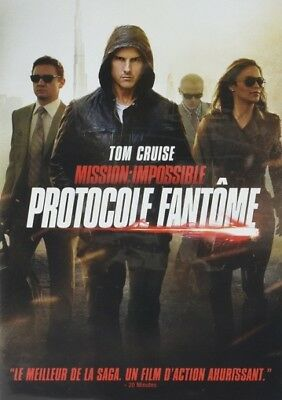 Mission Impossible, Protocole fantôme (Tom Cruise) DVD NEUF SOUS BLISTER