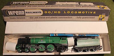 wrenn w2237 4-6-2 lyme regis west country southern s r boxed oo ho gauge engine