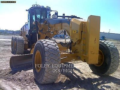 2013 CATERPILLAR 14M Motor Graders