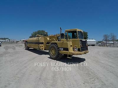 1995 CATERPILLAR 613C Scrapers