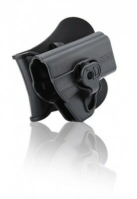 Holster with Paddle 360° Rotary for Smith & Wesson S&W M & P Shield 9mm 40