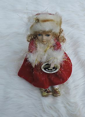 Active Metaphysical Spirits Porcelain Psychic Haunted Paranormal Music Doll