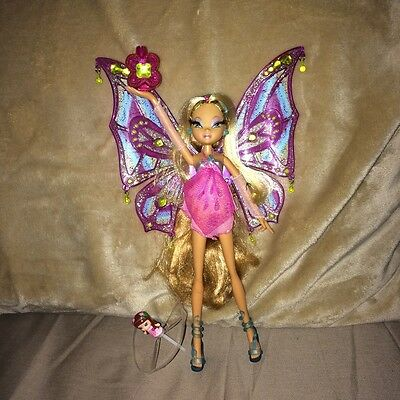 Winx Club Flying Pixie Flora