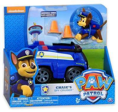 BRAND NEW SEALED Paw Patrol Chase's Spy Cruiser with Figure
