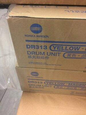 Konica Minolta Dr313 Drum Unit Colour