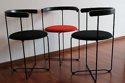3 Kusch & Co Chairs__Soley__Design V. Hardarson Klappstuhl/Klappstühle 1982