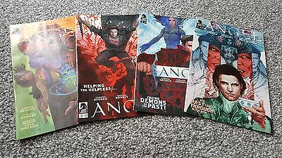 Angel: Season 11 #1,2,3,4 (2017) Dark Horse.series