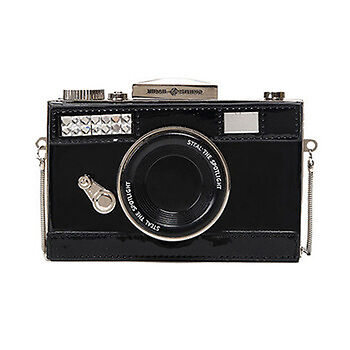 CUTE CAMERA CROSSBODY CLUTCH BAG. LAST ONE!! Uk Seller