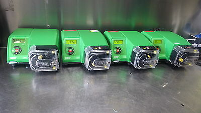 2x Watson Marlow 520S IP31 Peristaltic pumps 240v fully working
