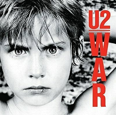 U2 ~ War ~ Remastered Vinyl Lp With Booklet, Liner Notes And Pics ~ *new/sealed*