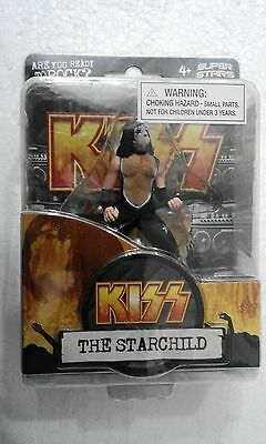 Action Figures Kiss - The Starchild (Sealed)