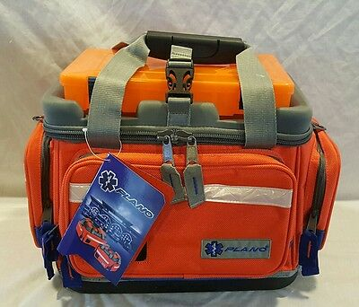 New Plano 911361 Emt Ems Emergency First Responder Medical Bag Stowaways Include