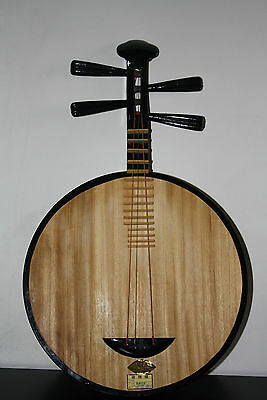 Yueqin-Chinese moon guitar