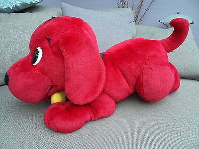 Large Clifford the Big Red Dog Soft Toy by Scholastic