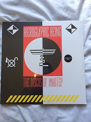 HIEROGLYPHIC BEING - The Disco's Of Imhotep - Vinyl (LP + MP3 download code)
