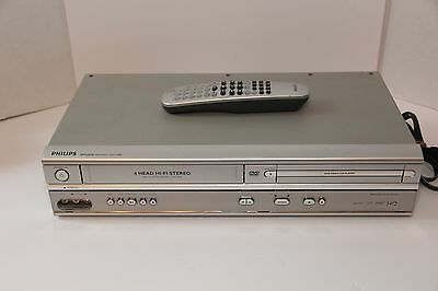 Philips DVP620VR DVD/VCR Combo Player with Remote