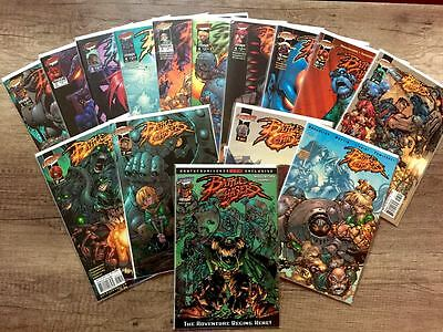 Image BATTLE CHASERS 1-9 + Prelude Variants COMPLETE Joe Madueira 2,3,4,5,6,7,8