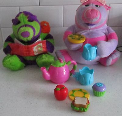 Fimbles Singing Talking Interactive Tea Time Little Bo & Storytime Roly Mo