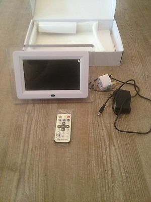Boxed Digital Photo Frame (never Used)