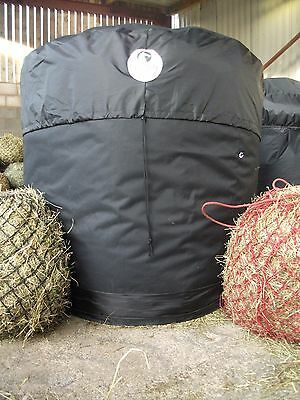 Baletidy - Hay/haylage Covers/water Resistant To Fit Up To 5' Bales
