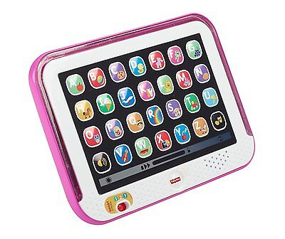 Smart Tablet Stages Laugh Learning Letters Animals Songs Playing Game Toy Girls