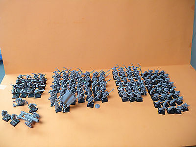 (C459)Gw Warhammer  Empire Army Lot ( 117+ Canon) Plastic Used