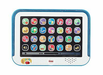 Smart Tablet Stages Laugh Learning Letters Animals Songs Playing Game Fun Boys