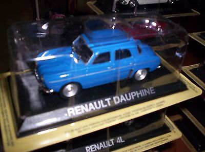 Renault Dauphine 2°Serie - Scala 1/43