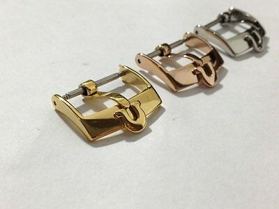 Omega,genuine Strap Buckle For Omega,3 Colors,16Mm,18Mm.top Quality.