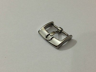 Omega 18Mm/16Mm Stainless Steel Buckle,new Shs Model.