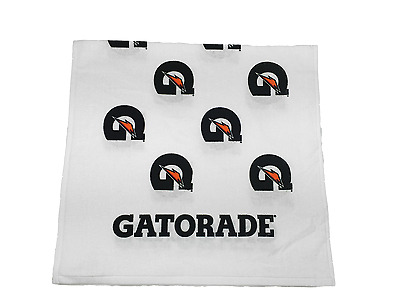 (10) Pack NEW GATORADE SPORTS TOWEL Sideline Towel NHL NFL, NBA 22'' x 41.5''