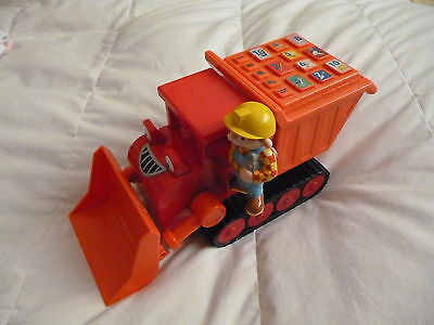 Iq Builders Bob The Builder Talking Muck Educational Toy