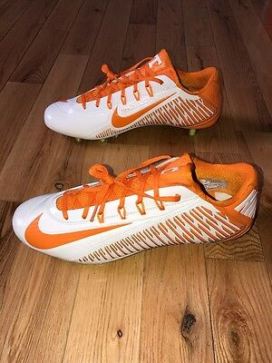 Tennessee Volunteers Game Issued Cleats. UT VOLS Authentic Peyton Manning