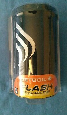 Jetboil Flash Stove Personal Cooking System  1Liter. Brand New