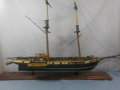 U.S. Brig Niagara Ship Model By Model Shipways