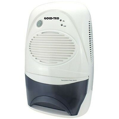Gold-Tec 2000Ml  Compact Dehumidifier