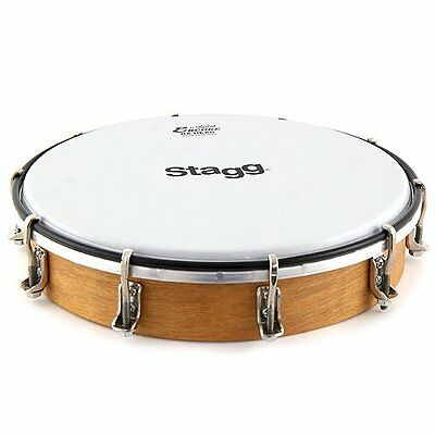 "Stagg 25014653 TAWH-080T Wood Tunable mano Drum 20,32 cm (8 "") (V5q)"