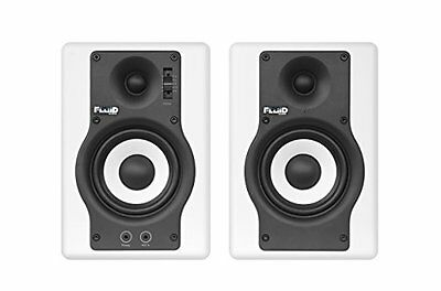 Fluid Audio f4 W Studio Monitor Bianco (h4M)