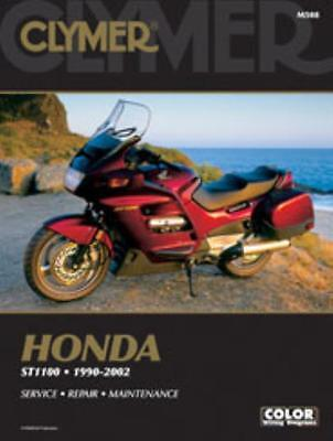 Clymer Workshop Manual Honda ST1100 1990-2002 Pan European Service Repair Manual